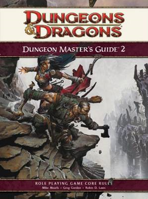 Dungeon Master's Guide: v. 2 (BOK)
