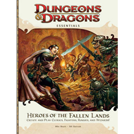 Heroes of the Fallen Lands: An Essential Dungeons & Dragons Supplement (BOK)