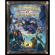 Lords of Waterdeep Expansion: Scoundrels of Skullport (BOK)