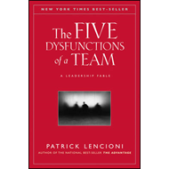 Five Dysfunctions of a Team (BOK)
