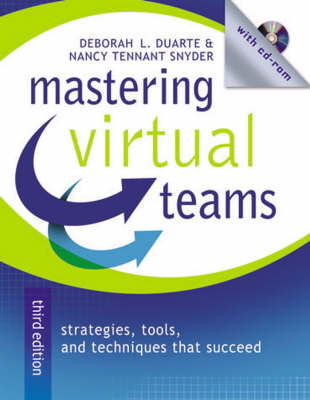 Mastering Virtual Teams (BOK)