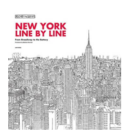 New York Line by Line (BOK)