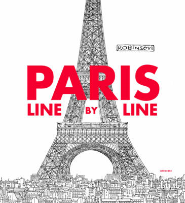 Paris, Line by Line (BOK)