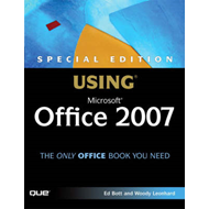 Special Edition Using Microsoft Office 2007 (BOK)