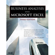 Business Analysis with Microsoft Excel (BOK)