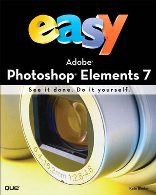 Easy Adobe Photoshop Elements 7 (BOK)