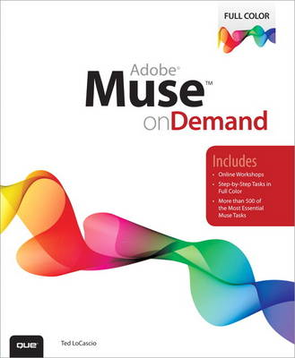 Adobe Muse on Demand (BOK)