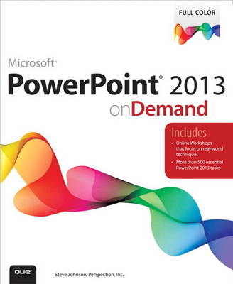 PowerPoint 2013 on Demand (BOK)