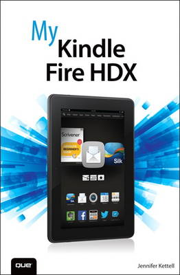 My Kindle Fire HDX (BOK)
