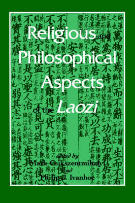 Religious and Philosophical Aspects of the Laozi (BOK)