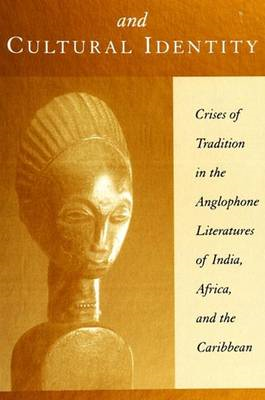 Colonialism and Cultural Identity: Crises of Tradition in the Anglophone Literatures of India, Afric (BOK)