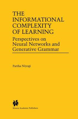 Informational Complexity of Learning (BOK)