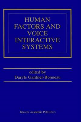 Human Factors and Voice Interactive Systems (BOK)