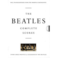 The Beatles Complete Scores Box Edition (BOK)