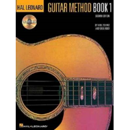 Hal Leonard Guitar Method Book 1 Second Edition (BOK)