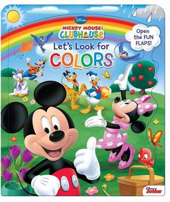 Disney Mickey Mouse Clubhouse Let S Look for Colors (BOK)