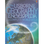 The Usborne Geography Encyclopedia with Complete World Atlas (BOK)