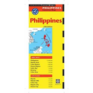 Philippines Travel Map (BOK)