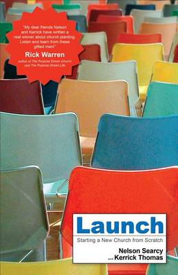 Launch: Starting a New Church from Scratch (BOK)