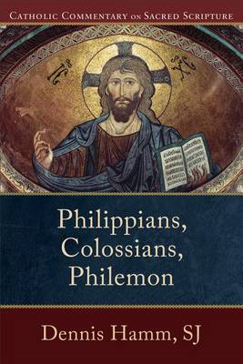 Philippians, Colossians, Philemon (BOK)