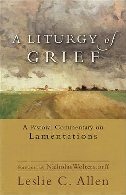 A Liturgy of Grief (BOK)
