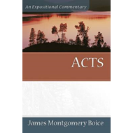 Acts: An Expositional Commentary (BOK)