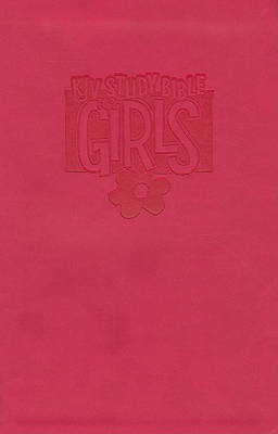 KJV Study Bible for Girls (BOK)