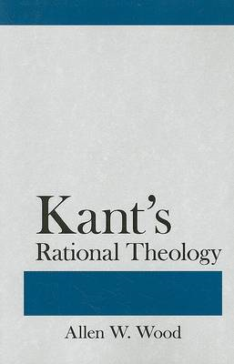 Kant's Rational Theology (BOK)
