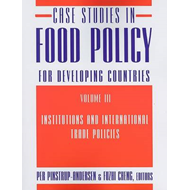 Case Studies in Food Policy for Developing Countries (BOK)