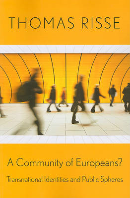 A Community of Europeans?: Transnational Identities and Public Spheres (BOK)