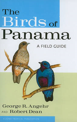 Birds of Panama (BOK)
