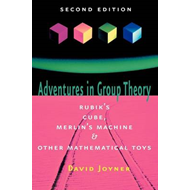Adventures in Group Theory (BOK)