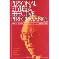 Personal Styles and Effective Performance: Make Your Style Work for You (BOK)