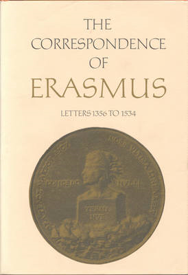 The Correspondence of Erasmus: Letters 1356 to 1534 (1523-1524) (BOK)