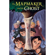 The Mapmaker and the Ghost (BOK)