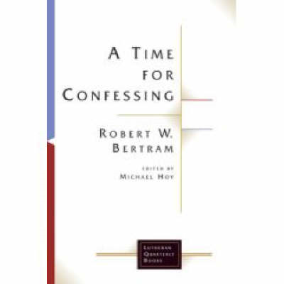 Time for Confessing (BOK)