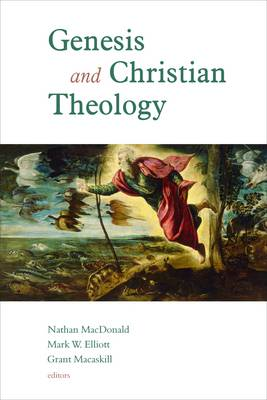 Genesis and Christian Theology (BOK)
