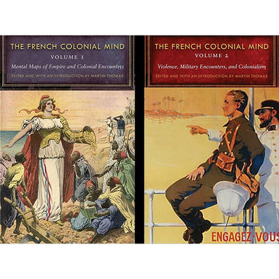 French Colonial Mind (BOK)