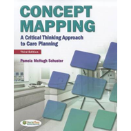 Concept Mapping: A Critical Thinking Approach to Care Planni (BOK)