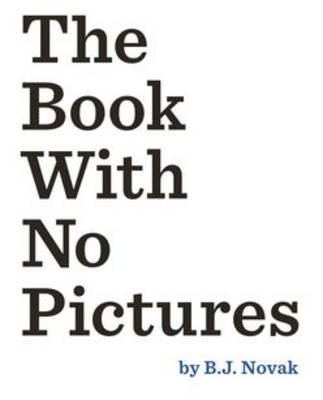 Book with No Pictures (BOK)