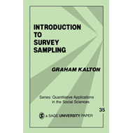 Introduction to Survey Sampling (BOK)