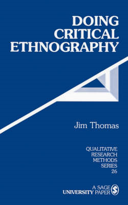 Doing Critical Ethnography (BOK)