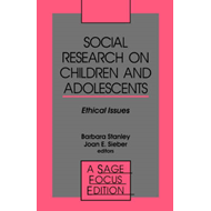 Social Research on Children and Adolescents (BOK)