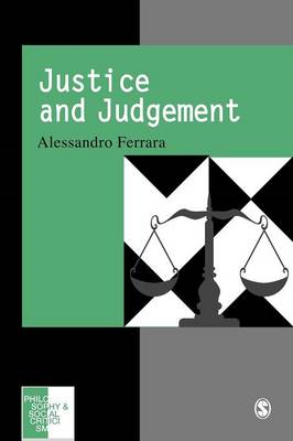 Justice and Judgement (BOK)