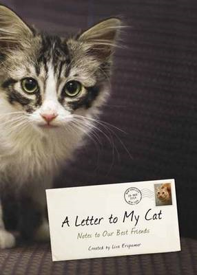 Letter to My Cat (BOK)