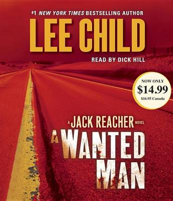 A Wanted Man (BOK)