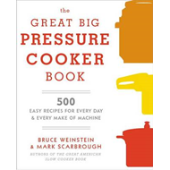 Great Big Pressure Cooker Book (BOK)
