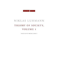 Theory of Society: Volume 1 (BOK)