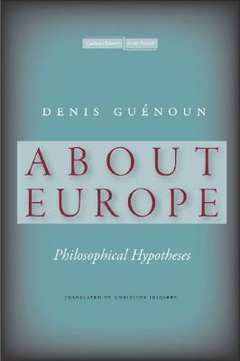 About Europe: Philosophical Hypotheses (BOK)