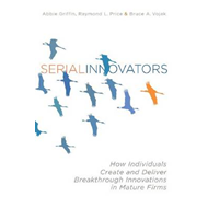 Serial Innovators: How Individuals Create and Deliver Breakthrough Innovations in Mature Firms (BOK)